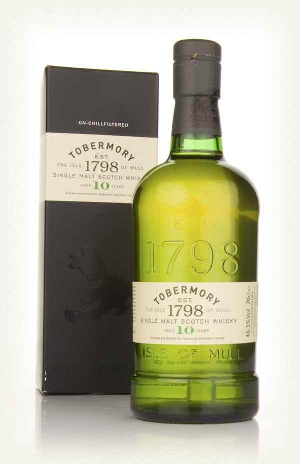 Tobermory 10 Years